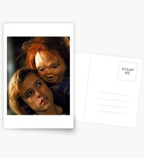 Child's Play 2 - Kyle & Chucky Postcards