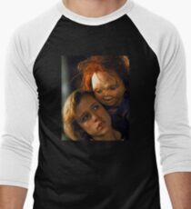 Child's Play 2 - Kyle & Chucky Baseball ¾ Sleeve T-Shirt