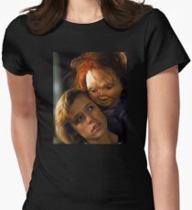 Child's Play 2 - Kyle & Chucky Women's Fitted T-Shirt