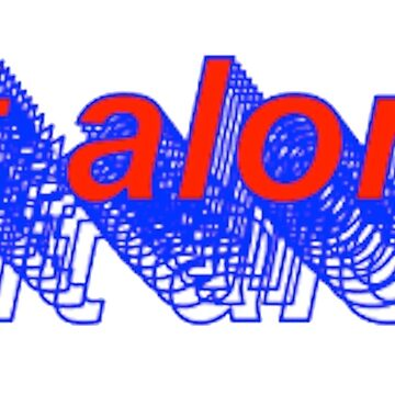 "3D Neon ""solo"" de hcross214"