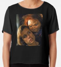Child's Play 2 - Kyle & Chucky Chiffon Top