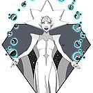 White Diamond by AthenaVictoria