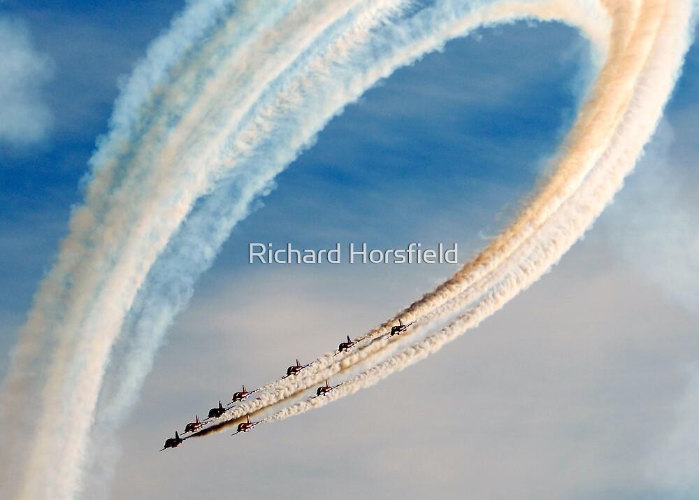 Reds Loop by Richard Horsfield