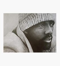 Idris Elba Photographic Print