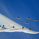 Silver Arrows by Richard Horsfield