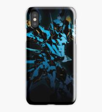 Jehuty - Zone of the Enders iPhone Case