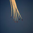 Golden Arrows by Richard Horsfield