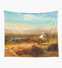 The Last of the Buffalo Wall Tapestry