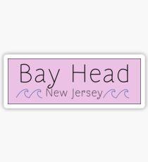 Bay Head, New Jersey Sticker