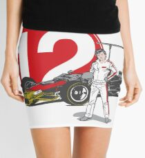 Speed Racer - Mario Andretti Mini Skirt