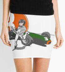 Speed Racer - Graham Hill  Mini Skirt