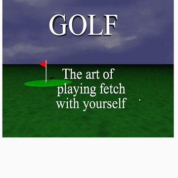Golf by CyberCyntheche