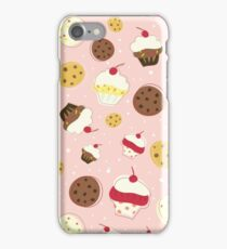 Cupcakes and Cookies iPhone Case/Skin