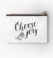 Choose Joy Studio Pouch