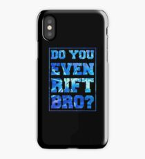 """Fortnite game fan art """"Do Your Even Lift Bro?""""  iPhone Case"""