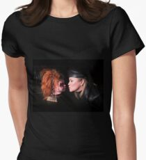 Cult of Chucky - Kyle & Chucky Women's Fitted T-Shirt