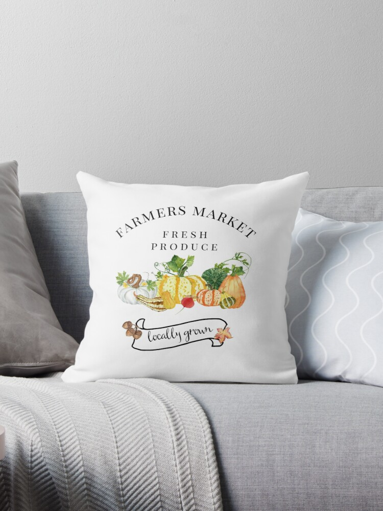 Fall Farmers Market Inspired with Pumpkins & Gourds by Ann Drake
