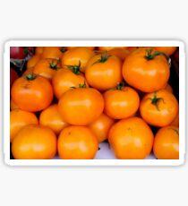 Yellow tomatoes Sticker