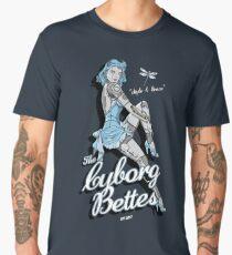 Cyborg Bette (Bettes FB Custom) Men's Premium T-Shirt