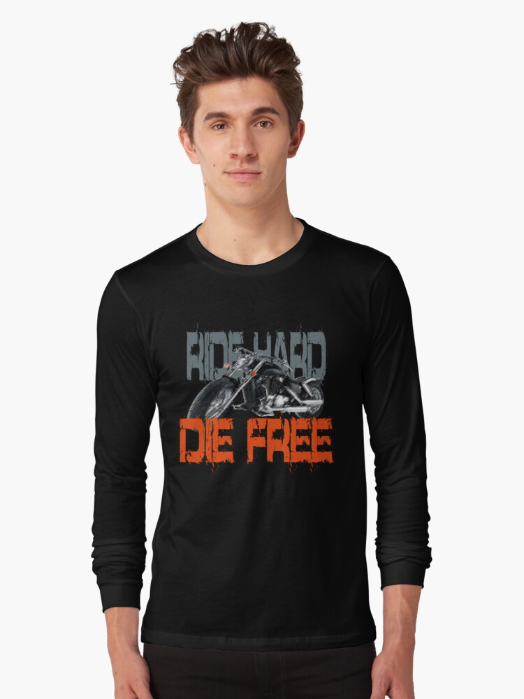 Ride hard t-shirt by valizi