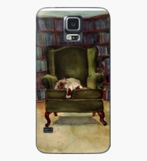 Monkey the Cat Case/Skin for Samsung Galaxy
