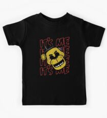 Five Nights At Freddy's It's Me Golden Freddy Kids Clothes