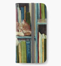 Quite Well Read iPhone Wallet/Case/Skin
