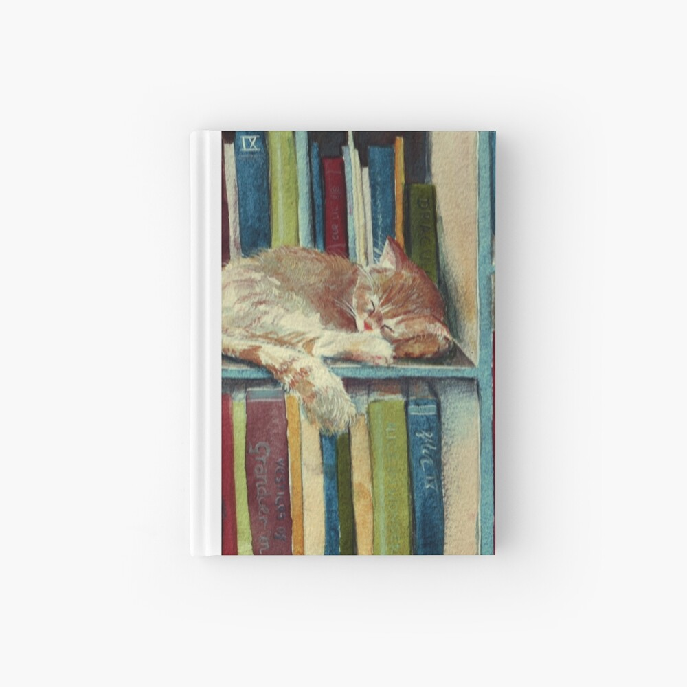 Quite Well Read Hardcover Journal