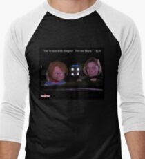 Child's Play 2 - Kyle & Chucky Men's Baseball ¾ T-Shirt