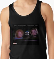 Child's Play 2 - Kyle & Chucky Tank Top
