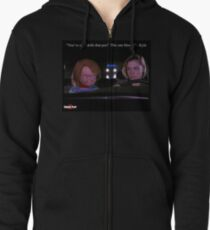 Child's Play 2 - Kyle & Chucky Zipped Hoodie