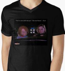 Child's Play 2 - Kyle & Chucky Men's V-Neck T-Shirt
