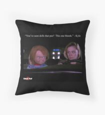 Child's Play 2 - Kyle & Chucky Throw Pillow