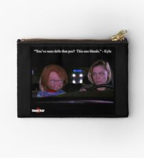 Child's Play 2 - Kyle & Chucky Zipper Pouch