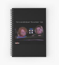 Child's Play 2 - Kyle & Chucky Spiral Notebook