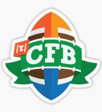 Original /r/CFB Sticker Sticker