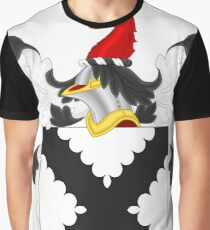 Coat of Arms of John C. Calhoun | United States Graphic T-Shirt