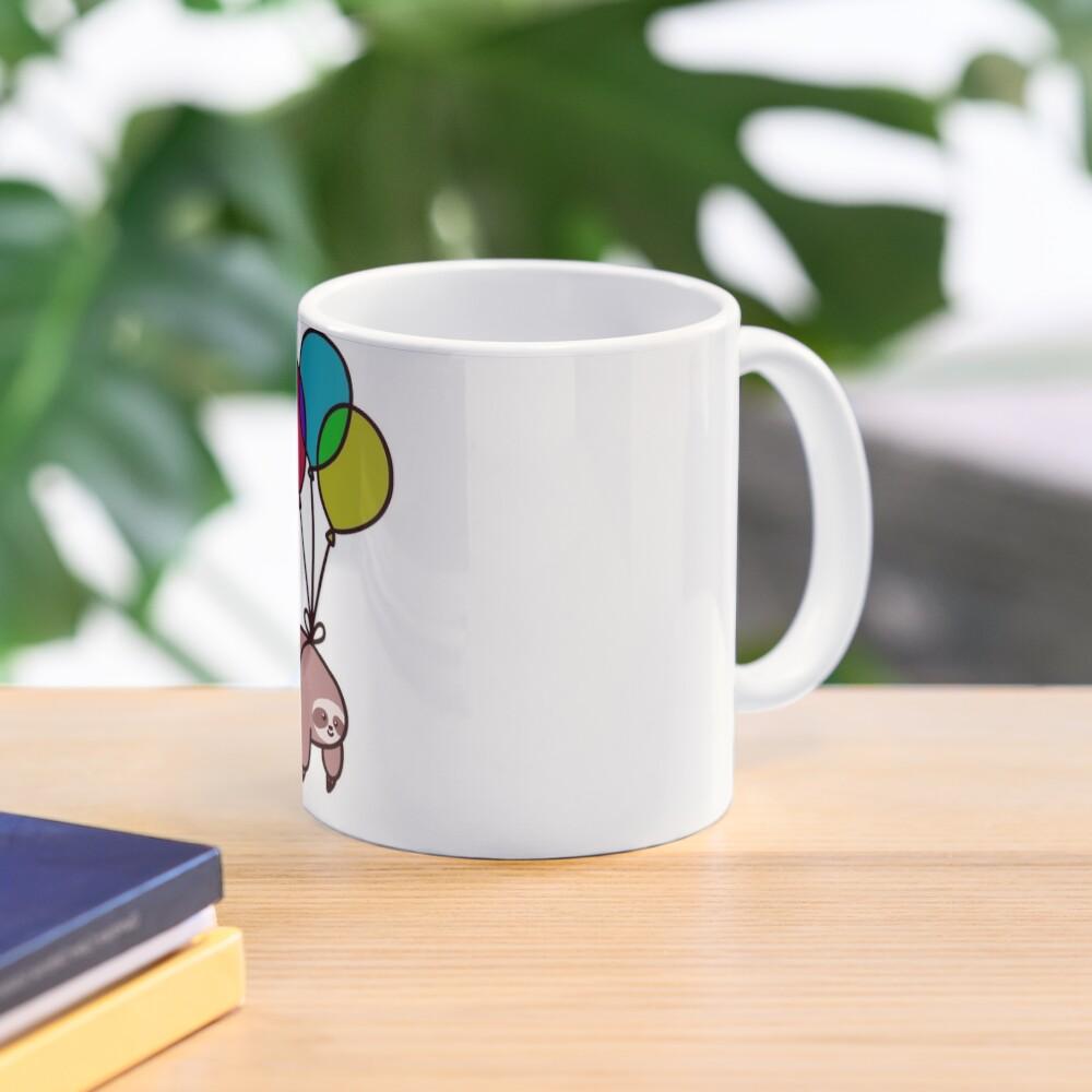 Balloon Sloth Mug