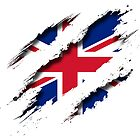 """Great Britain """"Tearing A New One"""" by BlackCheetah"""