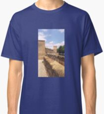 Walls and towers in the city Classic T-Shirt