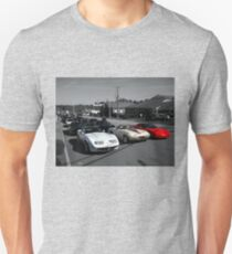 rows of vettes ll Unisex T-Shirt