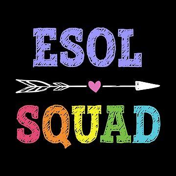 esol squad by rkhy