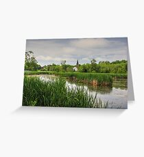Sackville Waterfowl Park, New Brunswick Greeting Card