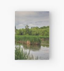 Sackville Waterfowl Park, New Brunswick Hardcover Journal