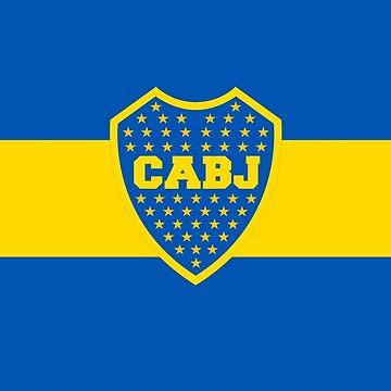 Boca Juniors by o2creativeNY