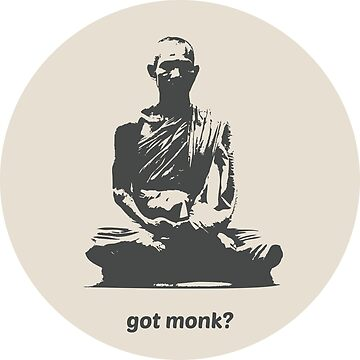 Got monk? by Elenix