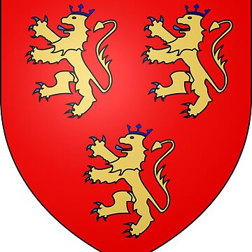 Coat of Arms of Dordogne (department), France by PZAndrews