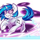 Spin that Beat! by LeekFish