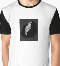 Laura and Cora - Hale Sisters Graphic T-Shirt