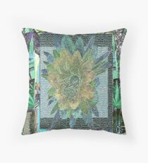 GLOBAL WARMING DREAM SCREEN Throw Pillow